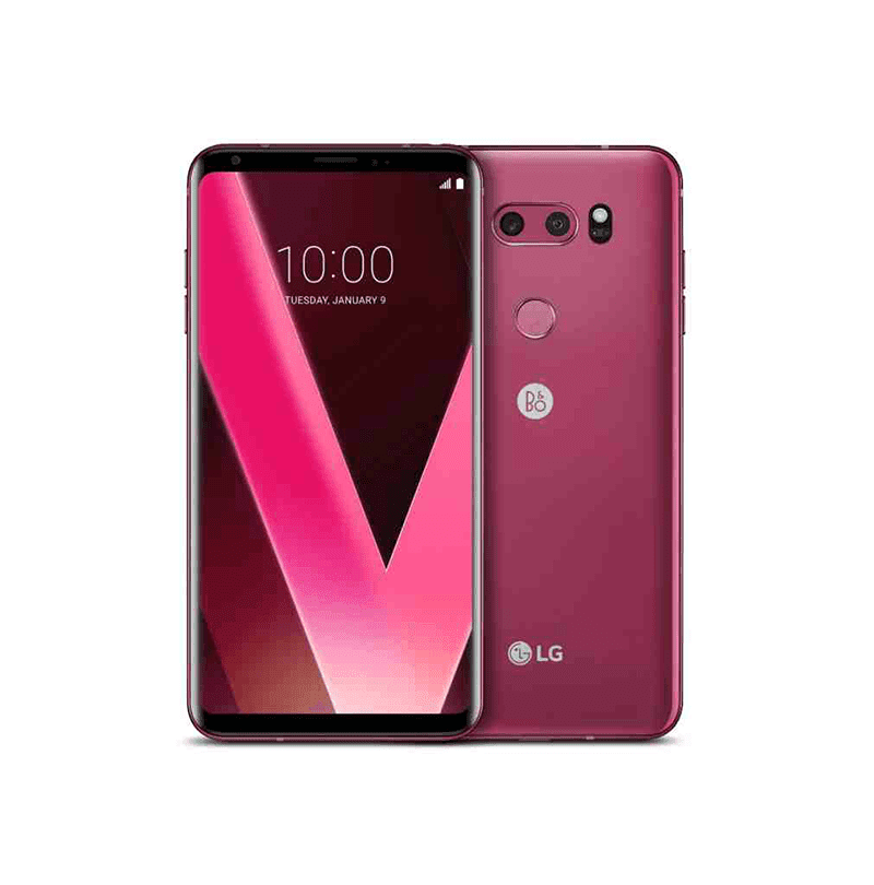 CES 2018: LG V30 in Raspberry Rose color announced!