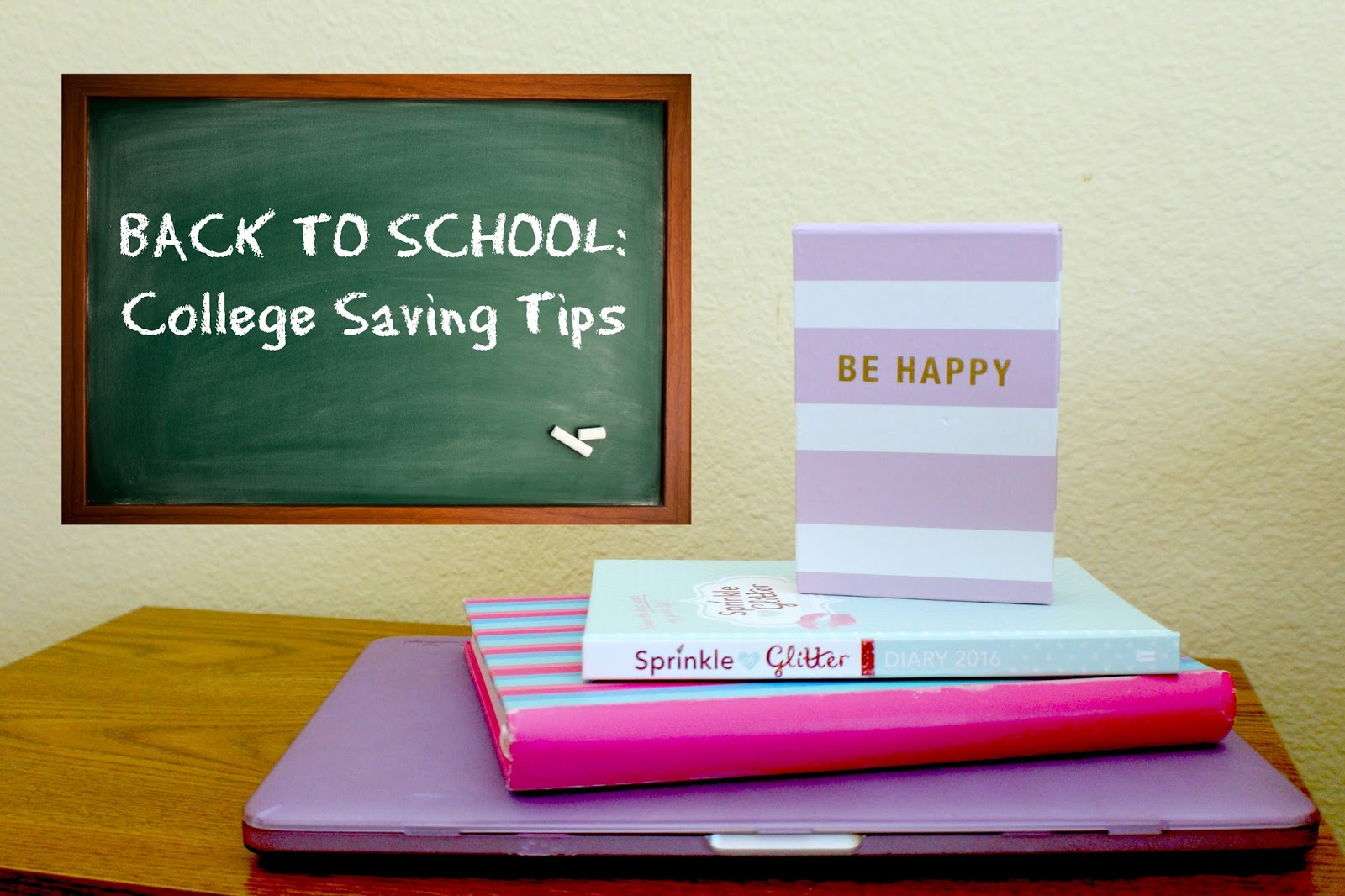 Back To School: College Saving Tips