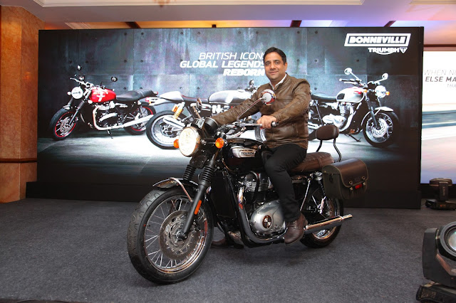 the Classic Bonneville T100 Launched At 7.78 lakhs