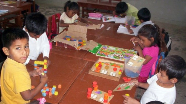 Lista de tiles escolares en educaci n inicial no debe for Actividades de jardin de infantes