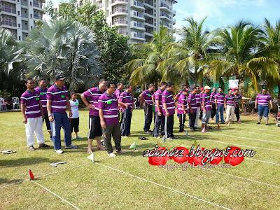 Reunion & Family Day | AIKOLIANS IIUM LawGrads 2002  di Ancasa AllSuites Resort & Spa Port Dickson