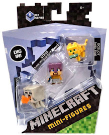 Minecraft Series 5 Steve? Mini Figure