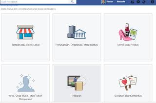 Cara Membuat Halaman di Facebook dengan Cepat