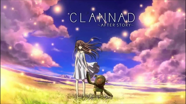 Download OST Opening Ending Insert Song Anime Clannad: After Story Full Version