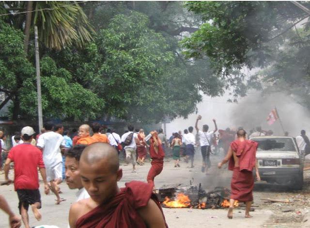 Kumpulan Foto Hoax Terkait Konflik Rohingya dan Penjelasan Sumbernya