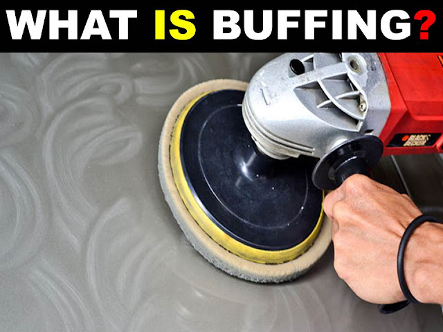 Buffing : An Ideal Process for Car Finishing