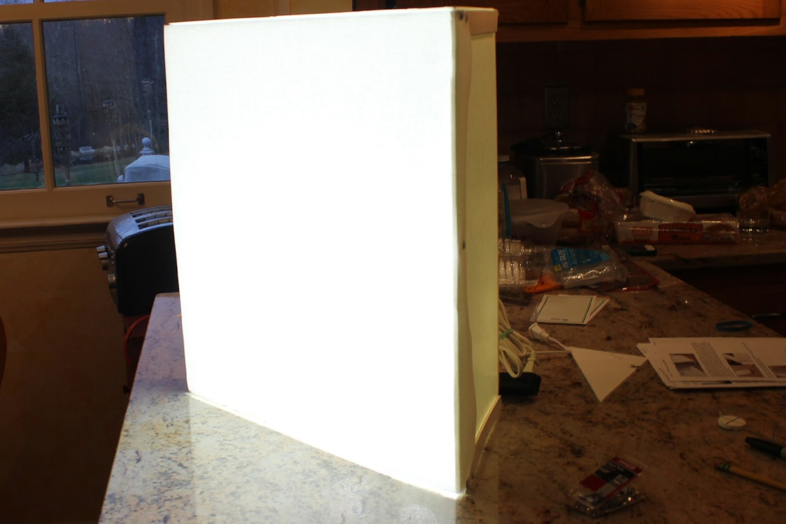 Do It Yourself Lighting: Do It Yourself: Photography Light Box