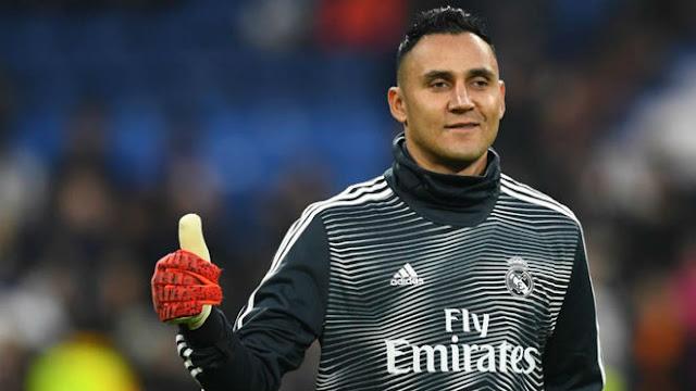 Keylor Navas Still Feels Wanted By Real Madrid