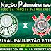 Jogo Palmeiras x Corinthians Ao Vivo 08/04/2018 [Narração]