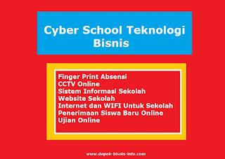 Bisnis, Bisnis Teknologi, Bisnis Cyberschool, Teknologi Cyberschool