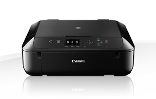 The Canon PIXMA MG5740 Conveniently link, print, duplicate and scan in the house utilizing this inexpensive Wi-Fi All-In-One. Images will certainly be packed with high degrees of detail, deeper blacks as well as even more brilliant reds - thanks to 5 single inks, Canon's FINE technology and 4,800 dpi print resolution. ISO ESAT speeds of 12.6 ipm mono and 9.0 ipm colour provide an attractive 10 x15 centimeters borderless print in around 41 seconds.