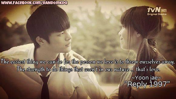 10 Kata-Kata Mutiara Cinta yang diambil dari Drama Korea