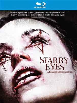 Starry Eyes una película dirigida por Kevin Kölsch y Dennis Widmyer