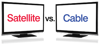 Cable TV or Satellite TV