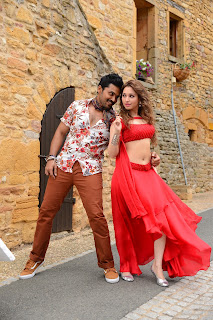 Tamanna Bhatia Sizzling Stills from movie Thozha Amazing Enchanting Beauty Tamannah