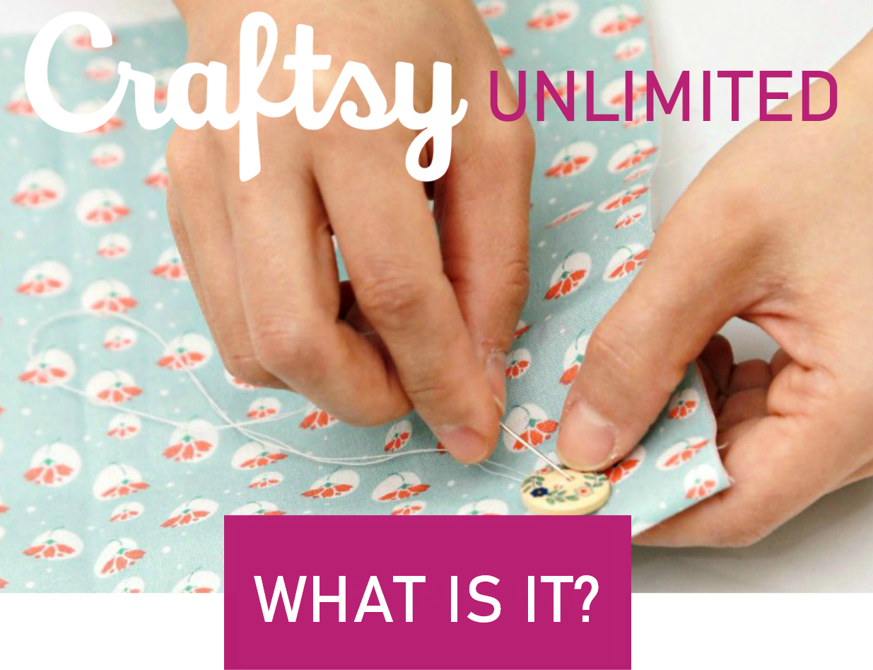 How To Get All Craftsy Classes For Free For 7 Days