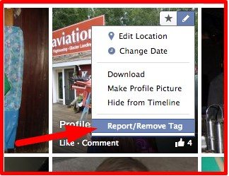 how to delete all photos on my facebook account