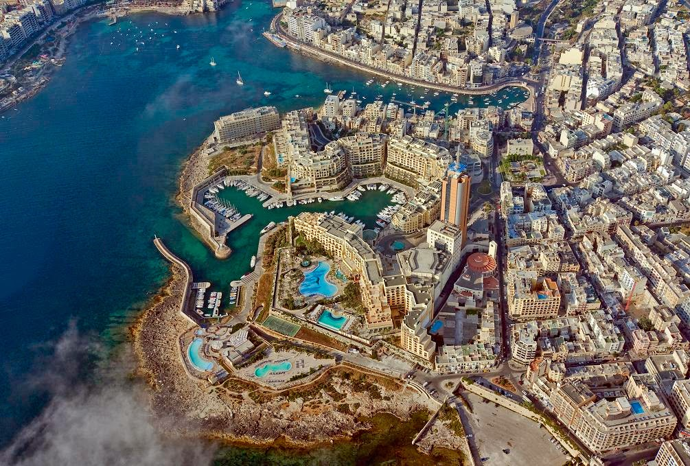 MALTA, MEDITERRRANEAN SEA 10 Most Beautiful Island Countries in the World