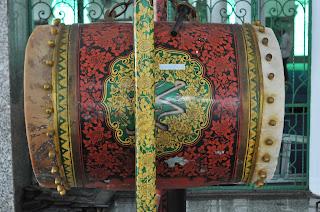 Bedug masjid agung palembang