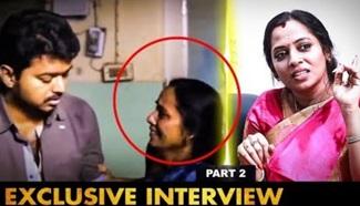 Actress Tamil Selvi Interview | Mouna Ragam Serial Nandhini