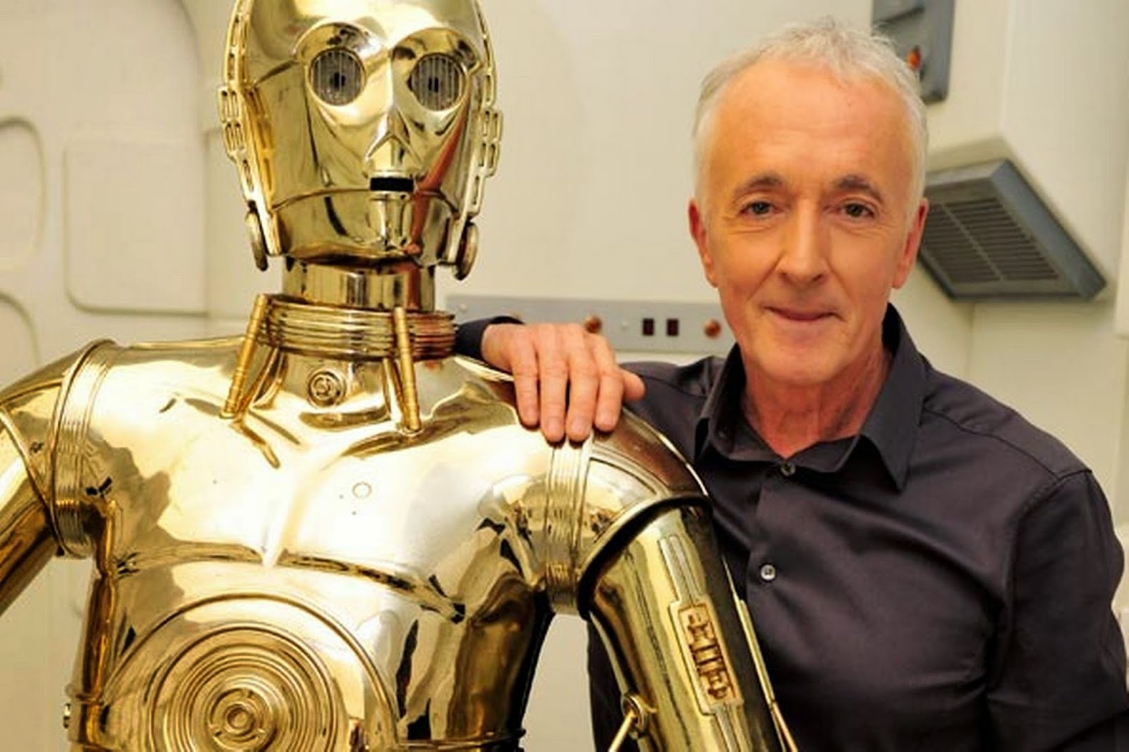 anthony daniels in costume - photo #16