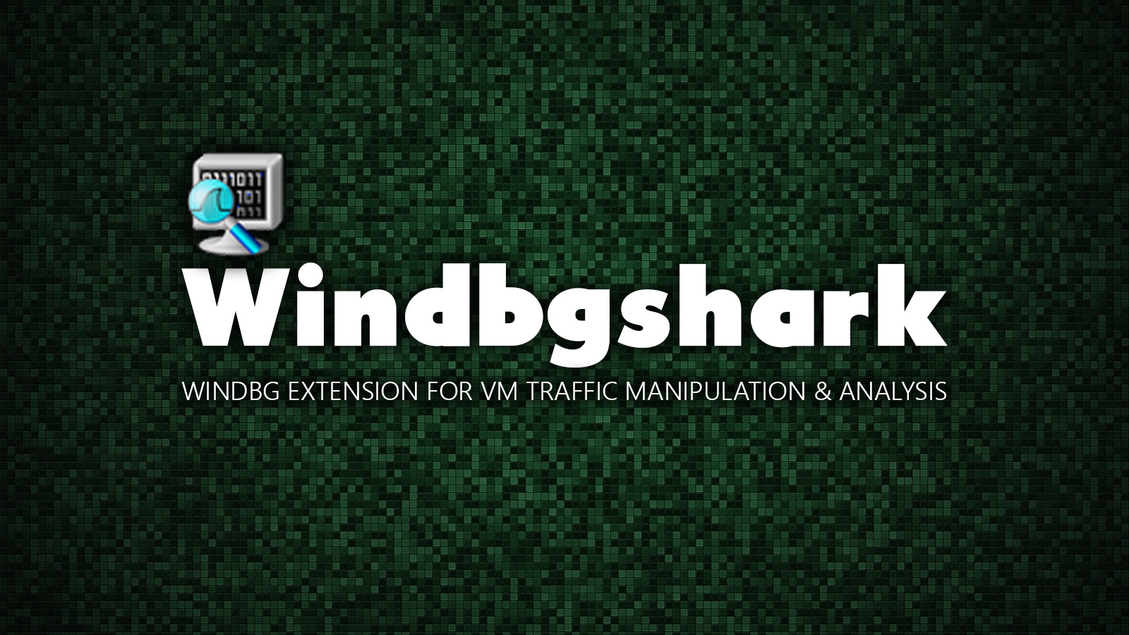 Windbgshark - Windbg Extension for VM Traffic Manipulation & Analysis