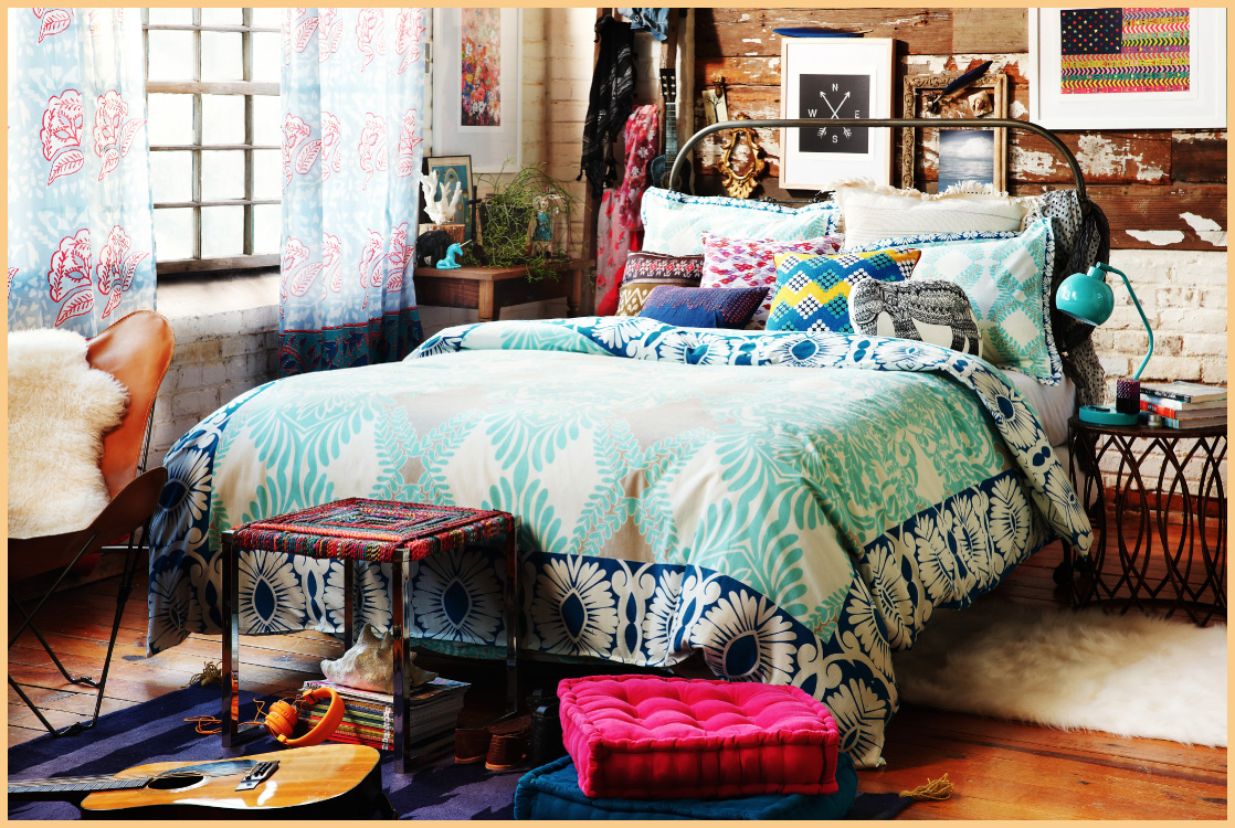 Urban Outers Inspired Room Outffiters Met Le Bazar Dans Ma Maison