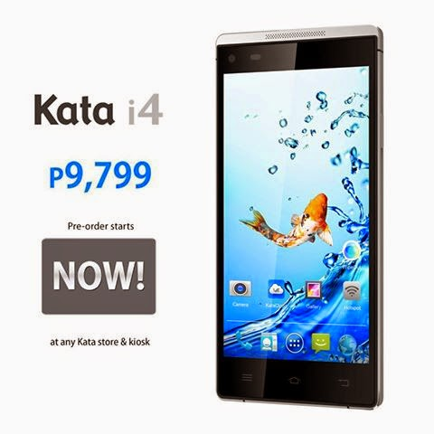 Kata i4 is Now Available for Pre-order