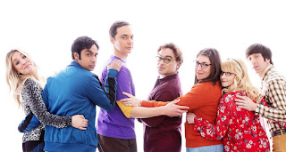 Maratón de 'The Big Bang Theory'