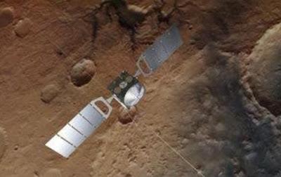 Вчені знайшли на Марсі озеро з рідкою водою