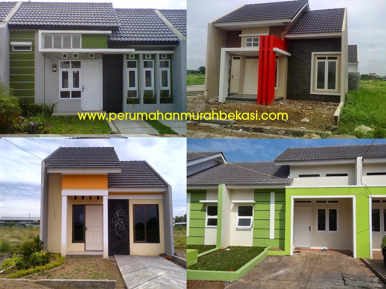 Gambar Contoh Rumah Minimalis Cluster Interior Rumah