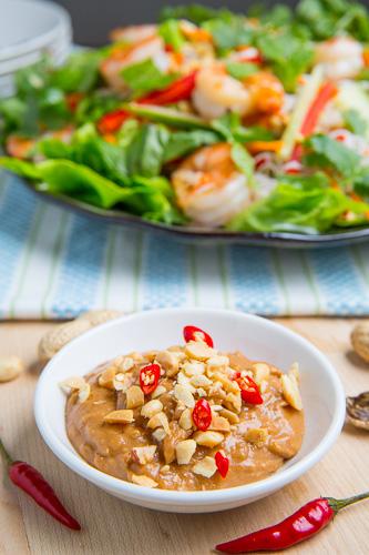Vietnamese  Peanut Sauce