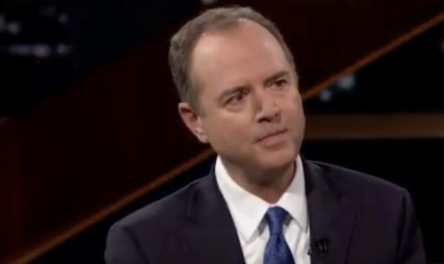 Bill Maher Tells Adam Schiff He 'Looks Like A Stalker.' Here's Why.