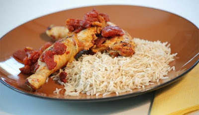 Saliq With Chicken Recipe
