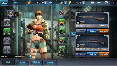 Point Blank Mobile v0.22 Apk Terbaru Android + Cara Mengatasi Country is Blocked