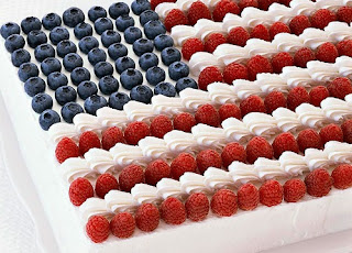 easy 4th of july flag cake recipe