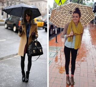 Tetap Fashionable dengan 4 Jenis Pakaian Ini Saat Musim Hujan