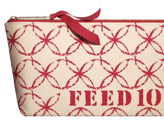 FEED the World, Clarins Feed 10, Clarins, Feed Project, nited Nations World Food Programme