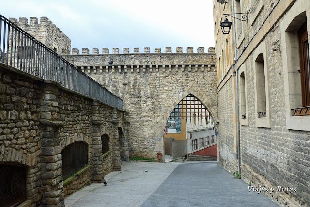 Muralla de Vitoria