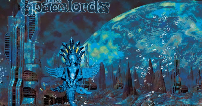 Outlaws Of The Sun The Spacelords Water Planet Album