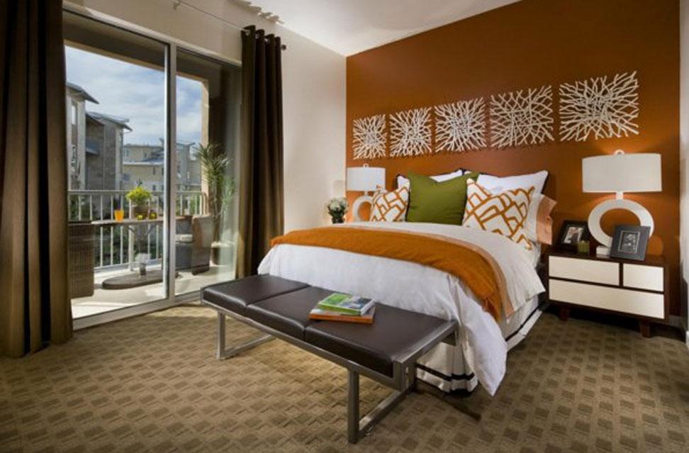 die Farbe der die Zimmer hell Licht kann machen Ihre Schlaf Weitere Qualität und frisch.