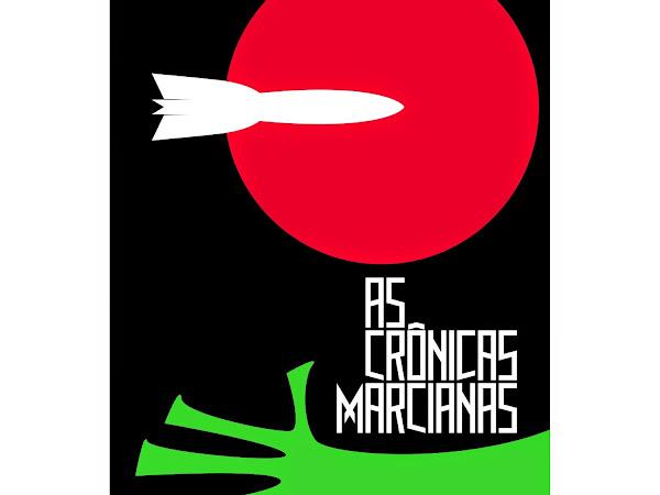 """Resenha: """"As crônicas marcianas"""" -  Ray Bradbury"""