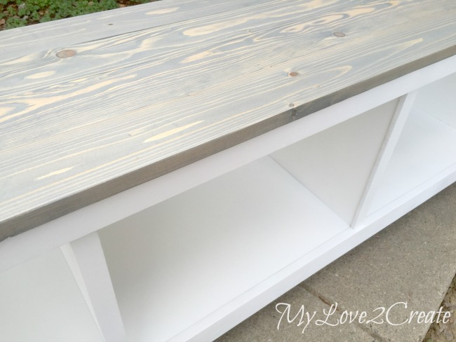 How to Transform laminate furniture, MyLove2Create