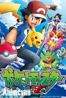 Pokemon X-y - Pocket Monsters Xy, Pokémon Xy, Pokemon Season 19 2013 Poster