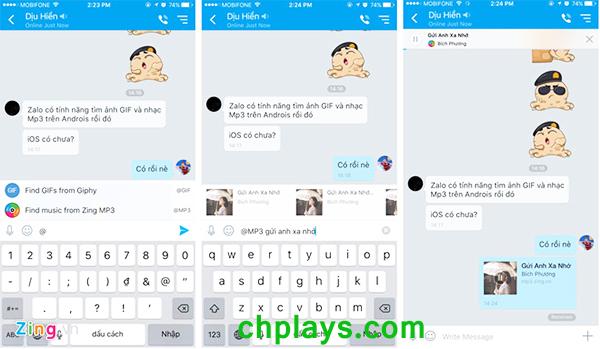 Tải Zalo - Nhắn Tin, Gọi Video Cho PC, Android, IOS Miễn Phí d
