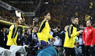 VfB Stuttgart vs Borussia Dortmund Live Stream online 17-11 - 2017 Germany - Bundesliga