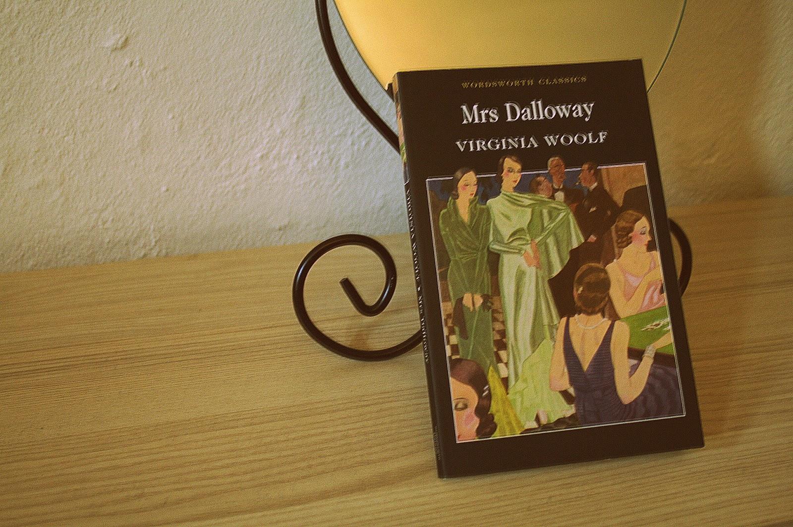 Mrs Dalloway af Virginia Woolf
