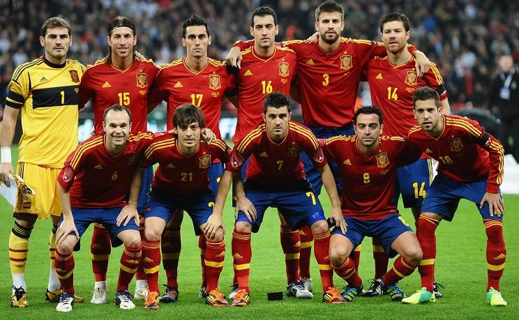 12750277d1 Especial Seleções da Copa - Espanha
