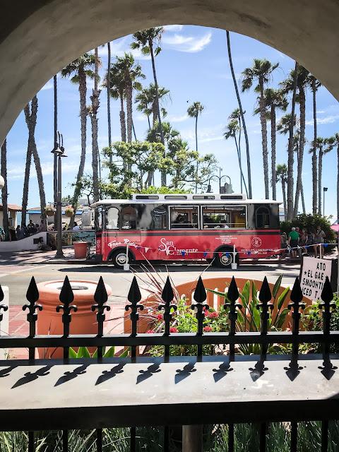 San Clemente Trolley