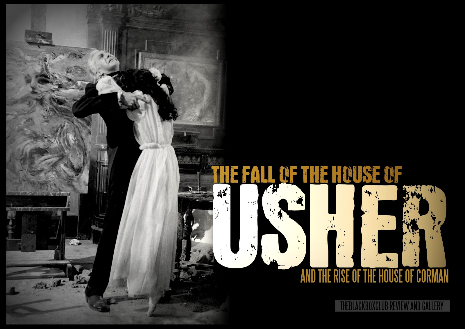 Literature Review: The Fall of the House of Usher